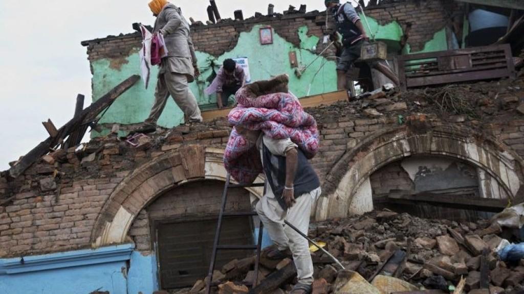 Dodental aardbeving Nepal nu op 3600