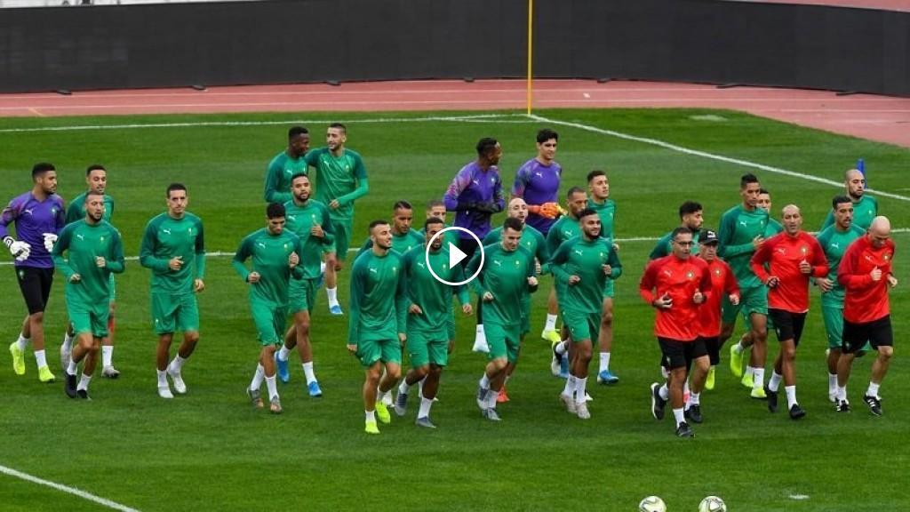 Afrika Cup 2021 Marokko